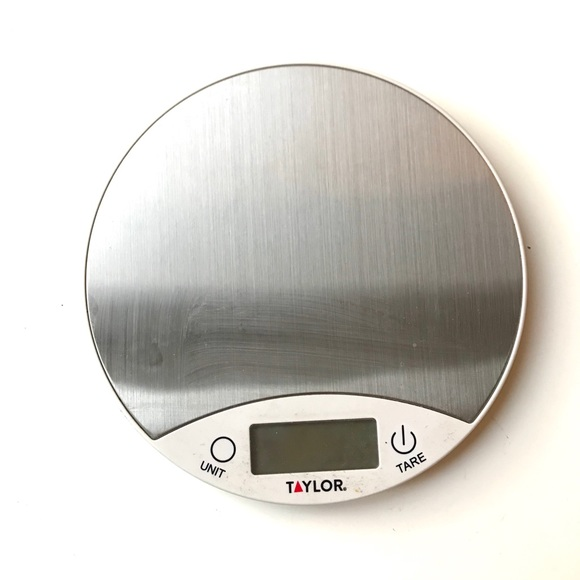 Digital Health Food Weight Scale, Taylor Precision